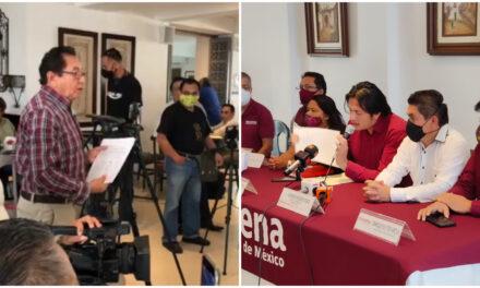 Candidatura de Morena para Mérida, decisión de dirigencia nacional