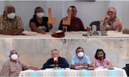 'Grave crisis' en Morena, denuncian militantes y dicen: 'No a dedazos'