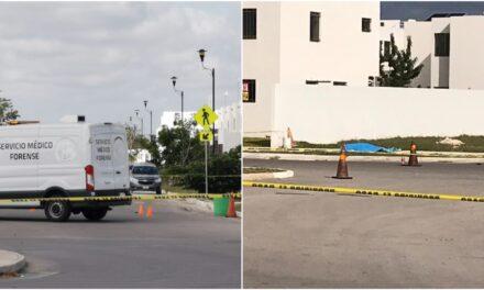 Ejecutado en fraccionamiento al poniente de Las Américas, Mérida
