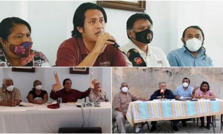 Cancelaría Morena registro a aspirantes por 'difamación y calumnia'