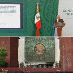 """AMLO a Dulce María Sauri: investigación por """"filtraciones"""" en sobrecostos"""