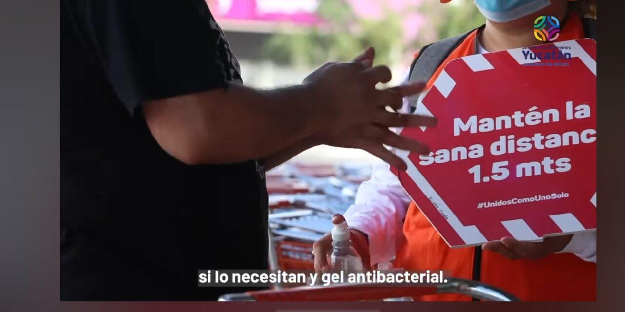 Rebasados 32 mil contagiados en Yucatán; mueren 7 mujeres y 4 hombres