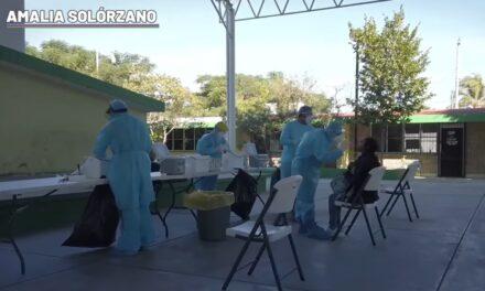 Mueren por virus dos nonagenarios: hombre de 95 años y mujer de 93