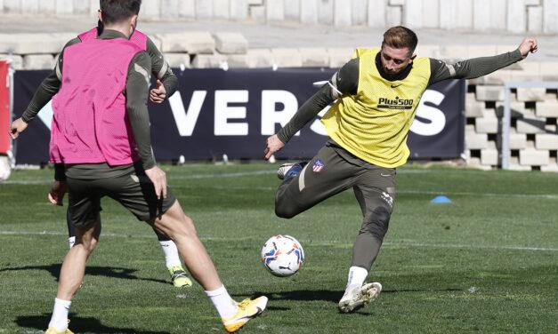 Héctor Herrera uno de los casos positivos de covid-19 en Atlético de Madrid