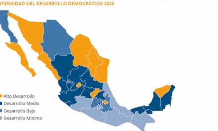 Lidera Yucatán Índice de Desarrollo Democrático 2020, pero con pendientes