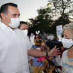 Mérida se suma en OMS a Red de Ciudades Amigables con Personas Mayores