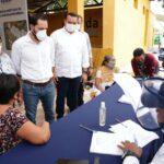 """""""Seguridad Alimentaria"""", en comisarías y zonas vulnerables de Mérida"""