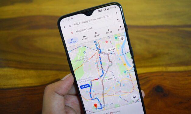 "Google Maps comenzará a dirigir conductores por rutas ""ecoamigables"""