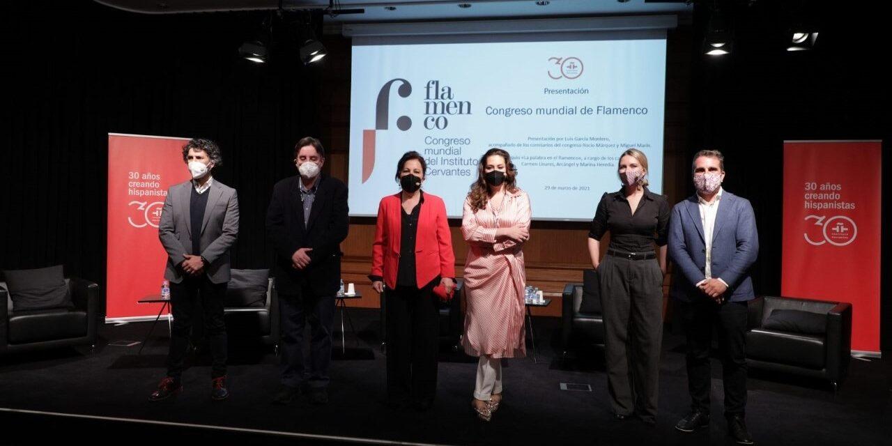 Instituto Cervantes llevará Congreso Mundial del Flamenco a cuatro continentes