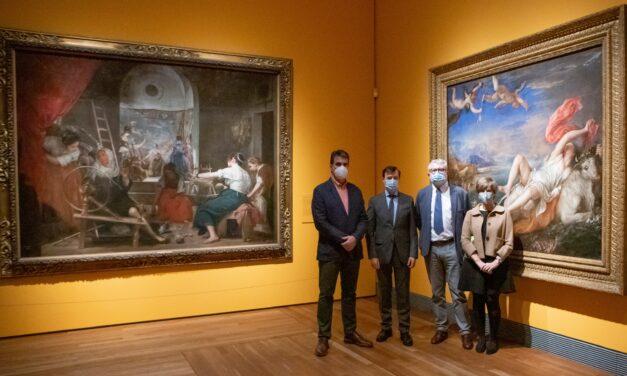 Inaugura Museo del Prado programación de exposiciones temporales