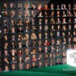 Grandes nombres del cine, entre ellos Salma Hayek, en gala de los Goya 2021