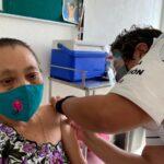 Sigue baja sustancial del virus en Yucatán; muere abuelito de 92 años