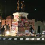 Tres mil mujeres en manifestación este lunes, según la Policía de Mérida