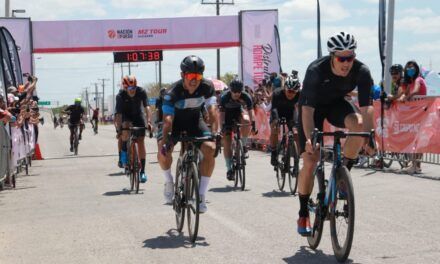 MZ Tour de Ciclismo para Alan Carrillo; Victoria Velazco Fuentes, en femenil
