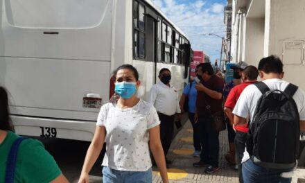 Luces y sombras en cambios de paraderos en transporte de Mérida