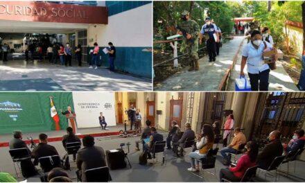 Preparan regreso a clases presenciales en Campeche tras Semana Santa