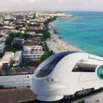 Tren Maya, elevado de Cancún a Playa del Carmen