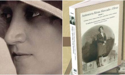 Rememoran en Mérida la vida y obra de Antonieta Rivas Mercado