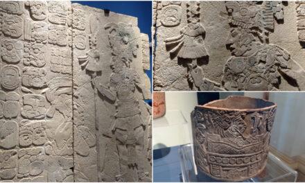 Faltan traductores de jeroglíficos mayas frente a universo de información