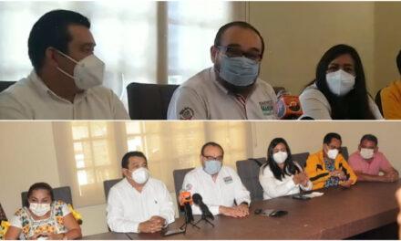 PRD y PRI se unen en busca de la Presidencia Municipal de Mérida