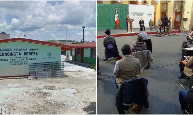 Campeche, a clases presenciales tras Semana Santa; preparan calendario