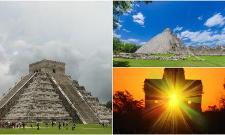 Chichén Itzá, Dzibilchaltún, Uxmal y otras zonas arqueológicas cerrarán el 21 de marzo