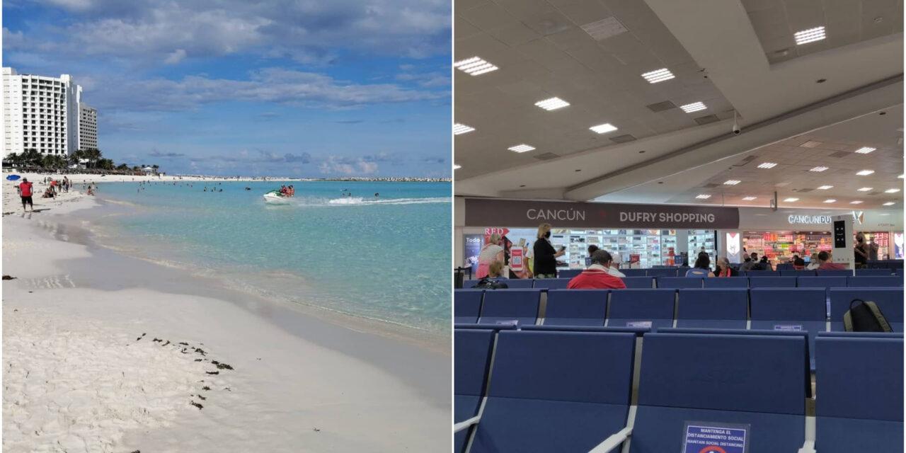 ¿Se contagiaron estudiantes argentinos en Cancún? Crece polémica