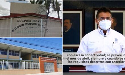 Campeche retomará actividades en escuelas, pero no clases presenciales