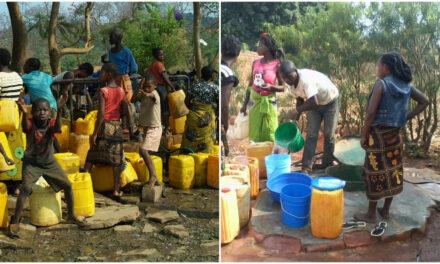 Tres de cada 10 personas sin acceso a servicios de agua potable seguros