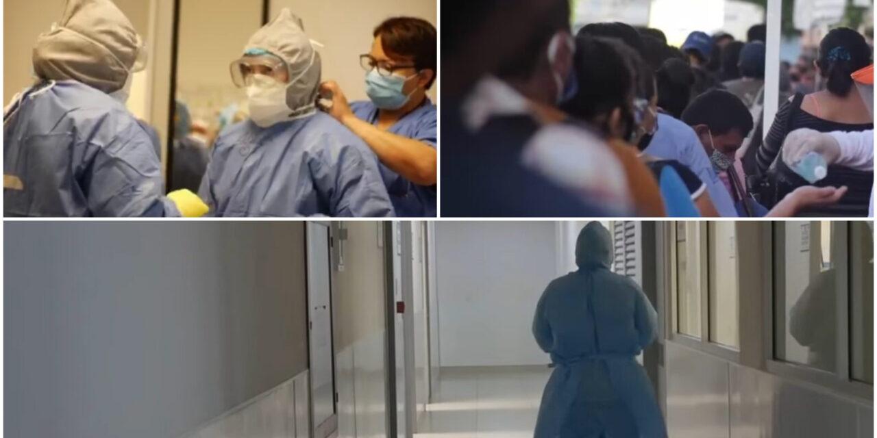 'Se siguen saturando hospitales y consultorios': Colegio de Médicos