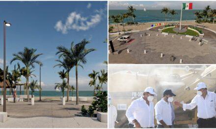 Malecón de Progreso: banderazo a segunda etapa de modernización