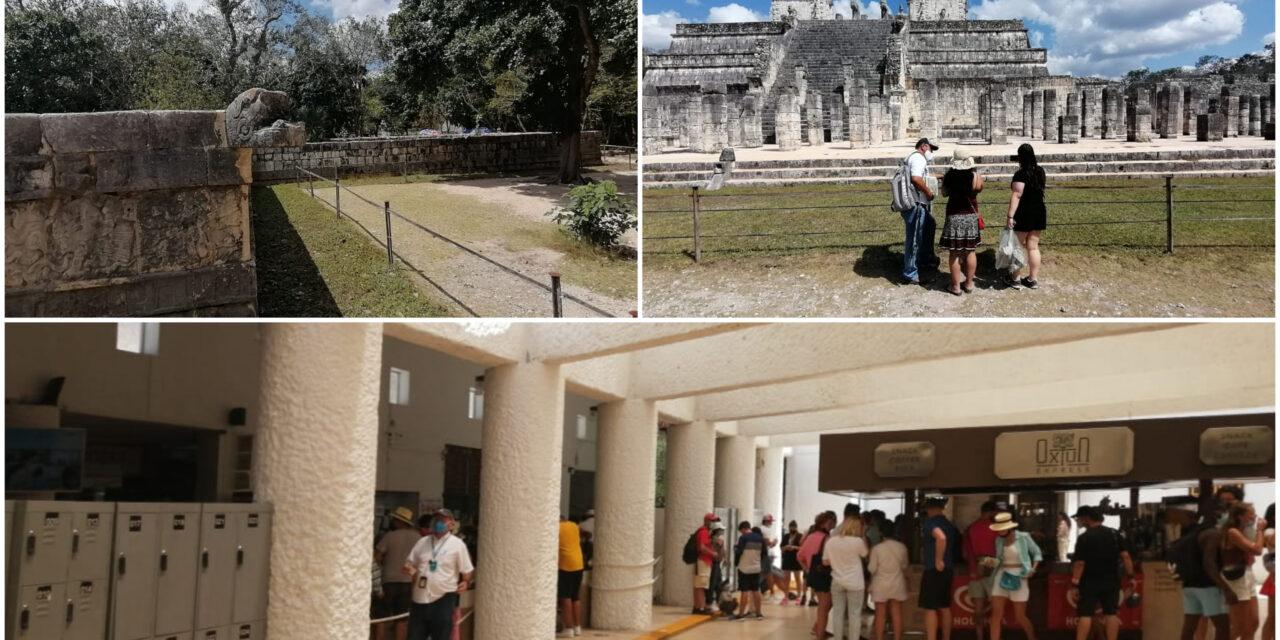 Otro cierre en Chichén Itzá: ahora del jueves a domingo de Semana Santa