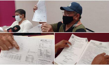 Denuncian presunto despojo y desvío de programas federales en Chocholá