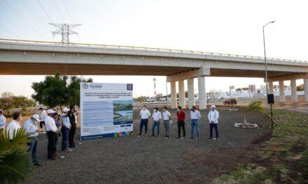 Inaugurado Paso Superior Vehicular Avenida 70 de Ciudad Caucel