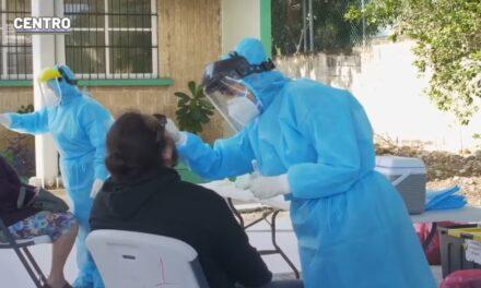 Virus en ascenso este viernes; abuelito de 91 años entre 13 fallecidos