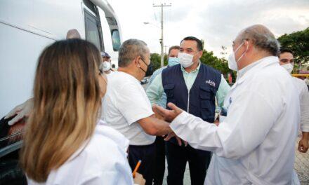 Investigaciones de República de Corea sobre Covid-19 beneficiarían a Mérida