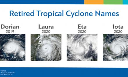 Borran nombres de 4 huracanes devastadores y 'jubilan' el alfabeto griego