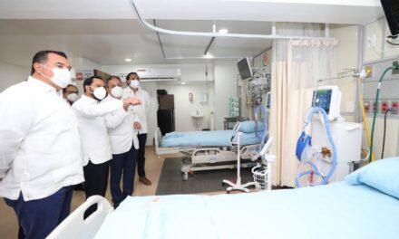 Insistencia en Yucatán: vacunación a todo el personal de salud y de apoyo
