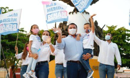 Tenemos propuesta, resultados y orgullo por Mérida.- Renán