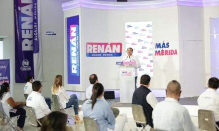 """Plan de Acción """"Más Mérida"""" para los próximos tres años"""