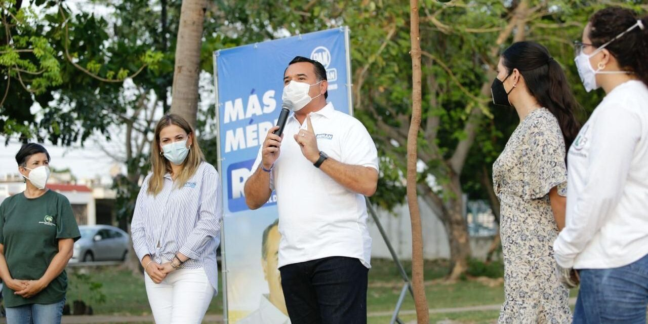 Hacer de Mérida la ciudad más sustentable de México.- Renán
