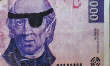 Yucatán lidera la Península… en dinero falso: 4 de cada 10 piezas, 'caen' aquí
