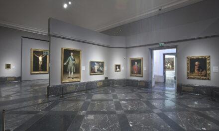 Completa Museo del Prado colección de Goya con donación de obra sobre Aníbal