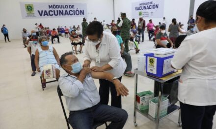 Salto de media semana en contagios; cinco abuel@s entre 10 fallecidos