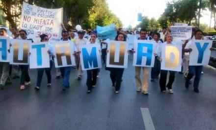 Acusan a lideresa de 'secuestro' de sindicato de UADY