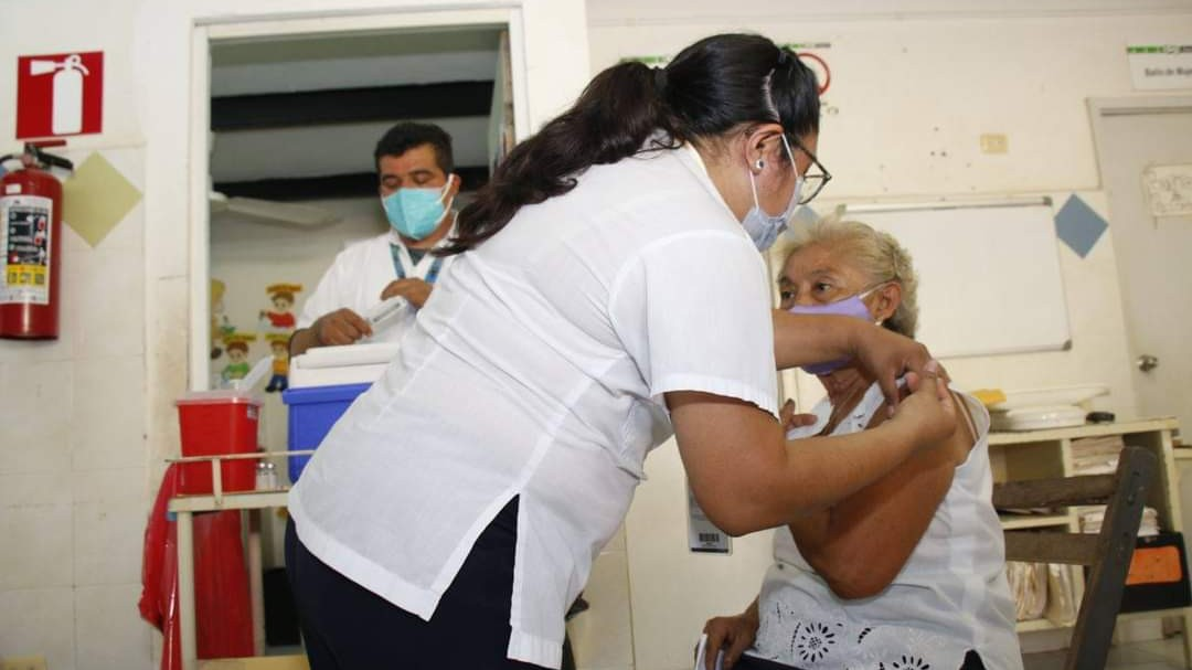 Virus casi estable; seis abuel@s entre ocho fallecidos este lunes
