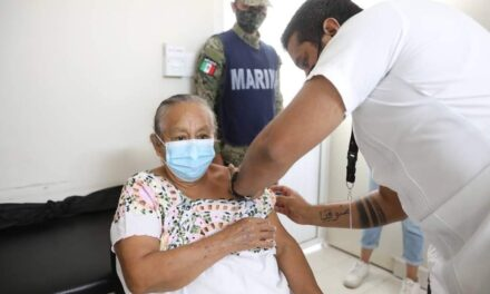 Abuelita de 93 años entre ocho fallecidos por virus este lunes