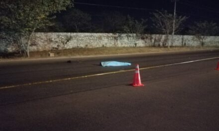 Intento fatal: muere atropellado en periférico de Mérida