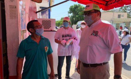 Hay desesperación por la situación económica, dice Ramírez Marín