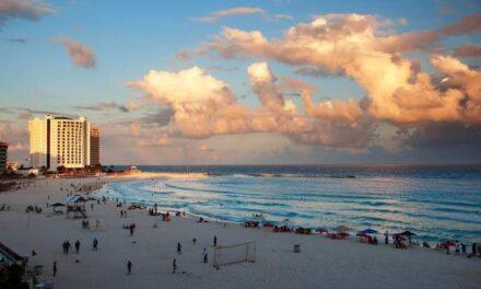 Debajo de 60.9 por ciento turismo en Cancún, Puerto Morelos e Isla Mujeres